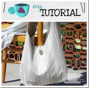 Tutorial borsa facile cartamodello e tutorial