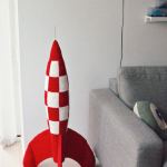 Ispiration: Missile Crochet – Tutorial