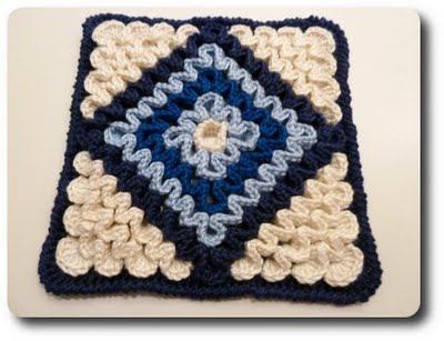 Uncinetto unire le piastrelle crochet join the squares