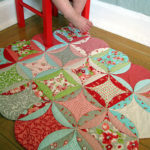 Come fare tappeto quilt – Tutorial
