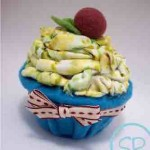 Cupcake fermacarte Tutorial in italiano