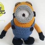 Minion amigurumi Video Tutorial