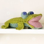 Tutorial come fare amigurumi rana uncinetto