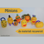 Minion con ovetti di plastica Tutorial in Italiano
