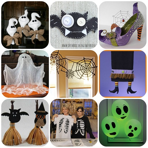 idee creative per halloween con tutorial