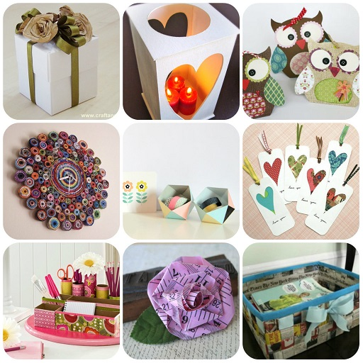 Tanti tutorial creativi con carta e cartoncino - Decorazioni natalizie in cartoncino ...