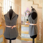 Gilet in lana Tutorial in Italiano