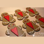 Gingerbread in legno fai da te Tutorial in Italiano
