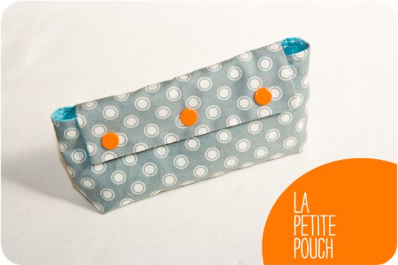 Tutorial: come cucire una pochette di Go To Sew.