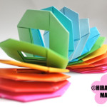 Come fare molla origami – Video Tutorial