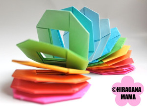 Come fare molla origami Video Tutorial