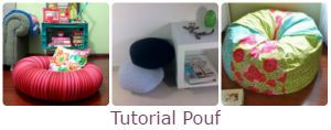 tutorial pouf