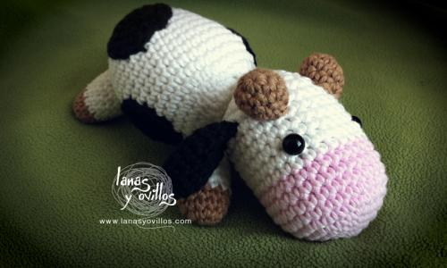 Amigurumi mucca Video Tutorial