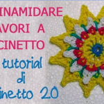 Come indurire i centrini a uncinetto – Tutorial