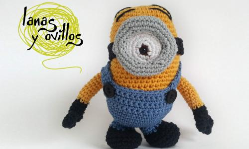 Uncinetto: Come fare Minion amigurumi - Video Tutorial