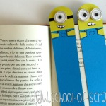 Come fare segnalibri dei Minion – Tutorial in Italiano