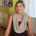 Infinity Scarf a uncinetto – Video Tutorial