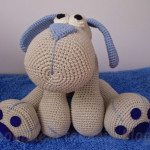 Come fare Cane amigurumi a uncinetto Tutorial in italiano