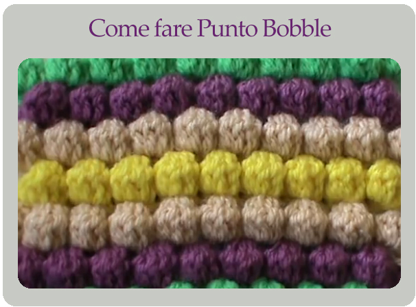 Come fare punto bobble Video Tutorial