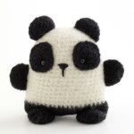 Panda amigurumi Tutorial in italiano