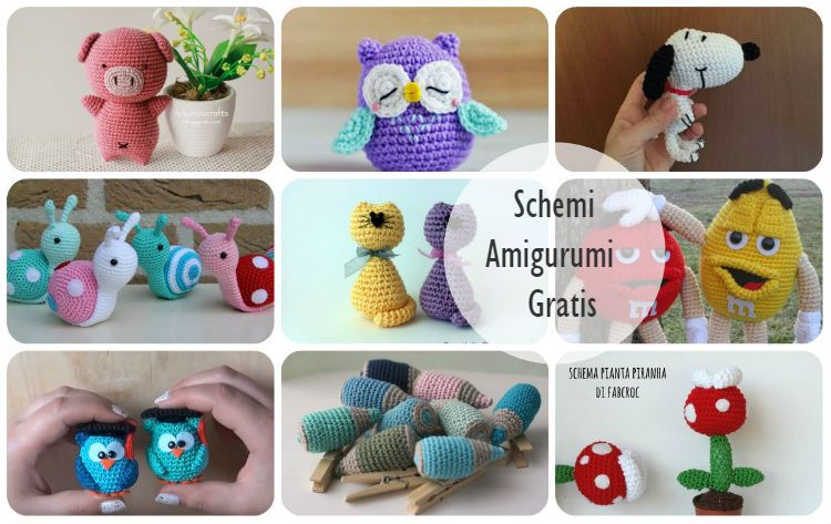 Sposi all'uncinetto amigurumi - parte I di V - la sposa - YouTube | 473x750