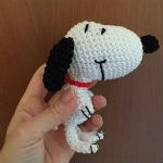 mini snoopy amigurumi video tutorial