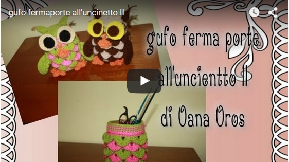gufo tutorial seconda parte