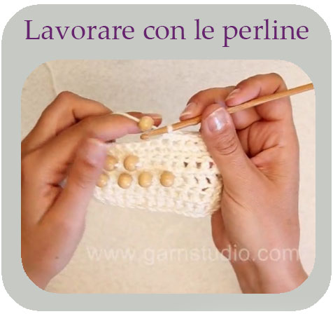 Lavorare con le perline Video Tutorial