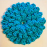 Fiore a uncinetto Video Tutorial B Hooked Crochet