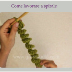 Uncinetto: come lavorare a spirale – Video Tutorial.