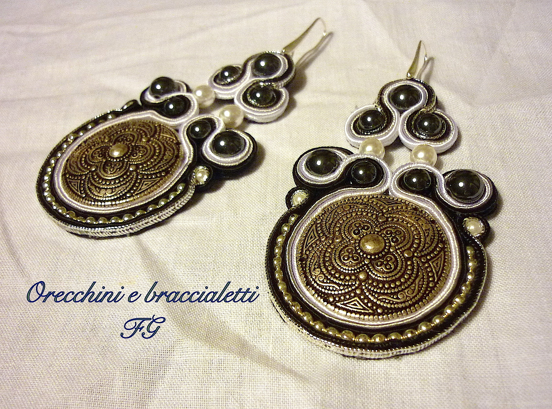 Orecchini Soutache Tutorial