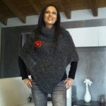 Come fare un poncho a maglia – Video Tutorial.