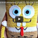 Spongebob amigurumi – Video Tutorial