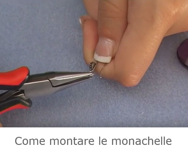 come montare le monachelle video tutorial