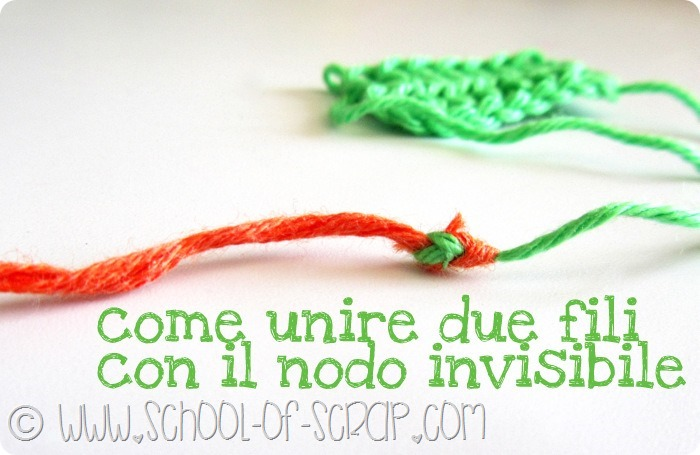 come fare nodo invisibile tutorial