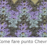 Come fare punto Chevron a uncinetto – Video Tutorial