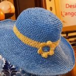 Cappello a tesa larga a uncinetto: Video Tutorial