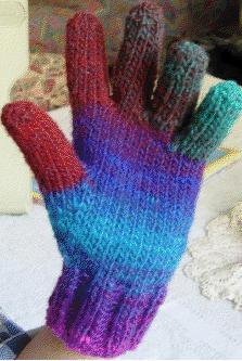 il più votato genuino fornire un sacco di prezzo basso Come fare guanti a maglia - Istruzioni in italiano.