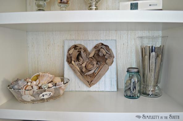 Come fare quadretto cuore da riciclo legnetti tutorial - Lavori da fare a casa ...