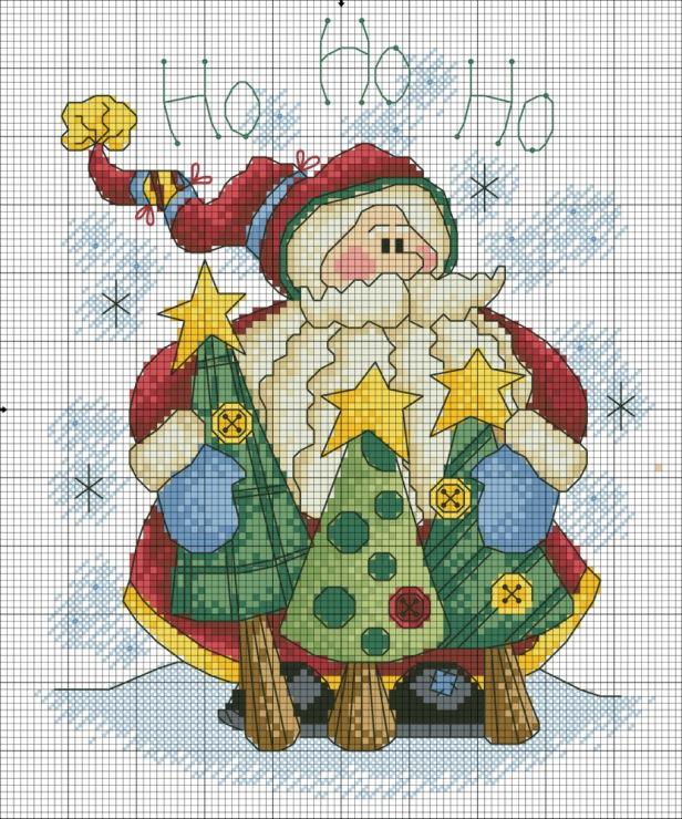 Calendario Dellavvento Punto Croce.Scatoline Per Calendario Dell Avvento Da Stampare