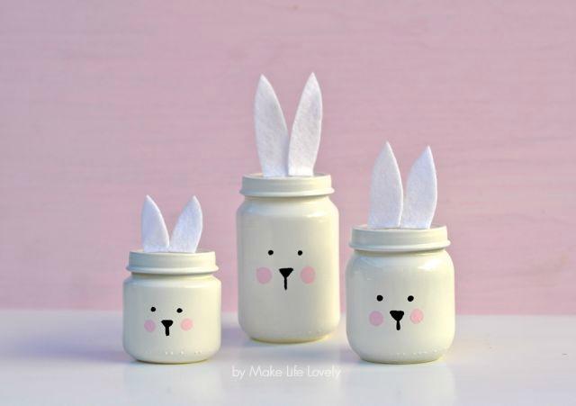 Lavoretto Per Pasqua Da Fare Con I Bambini I Coniglietti