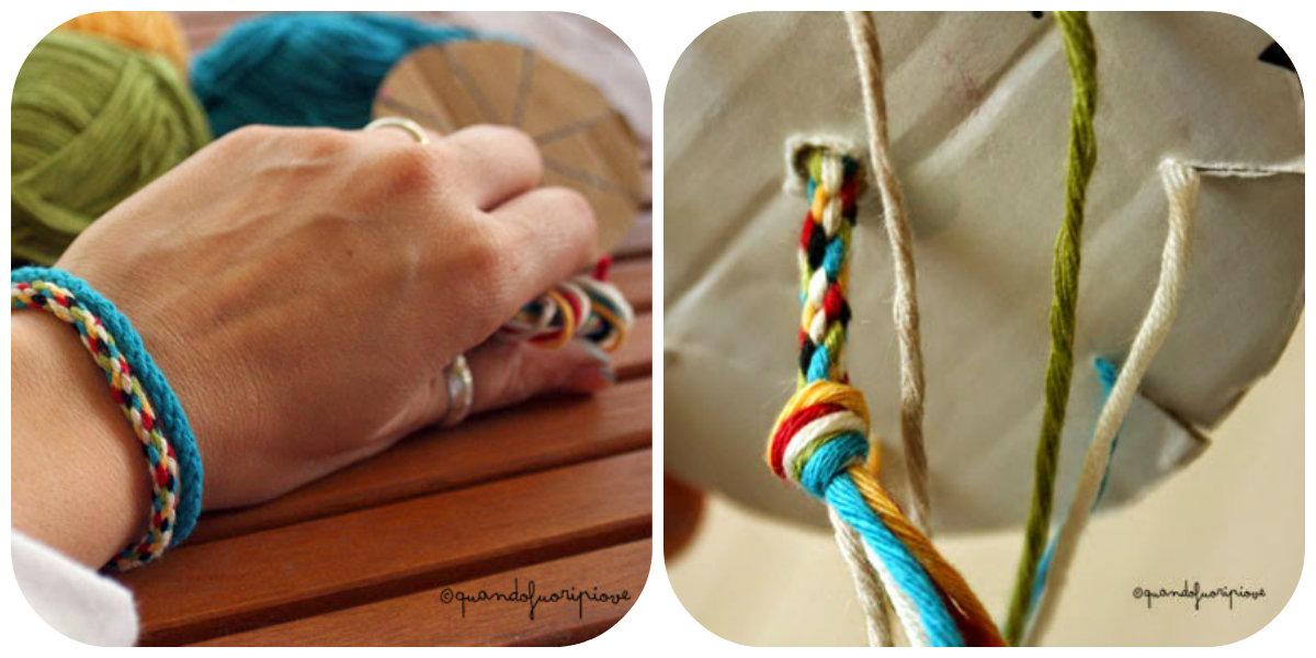 Come fare un braccialetto con gli elastici - Mamma e Bambini