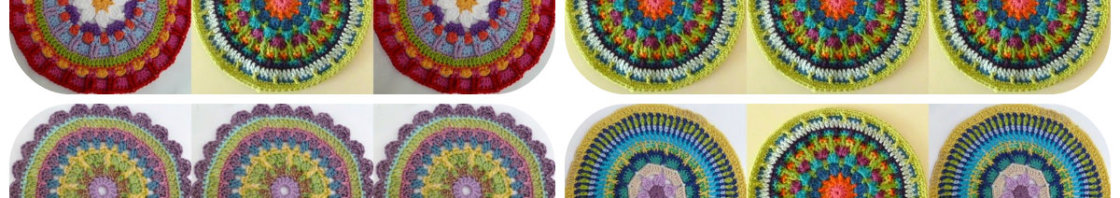 Mandala Crochet Spiegazioni