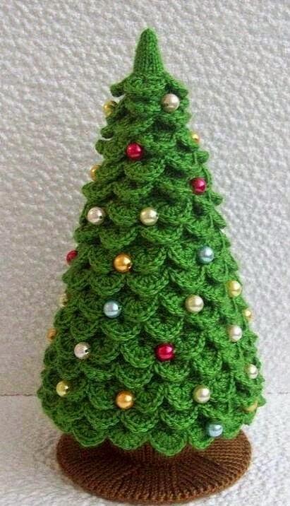 Tutorial Albero Di Natale All Uncinetto Frismarketingadvies