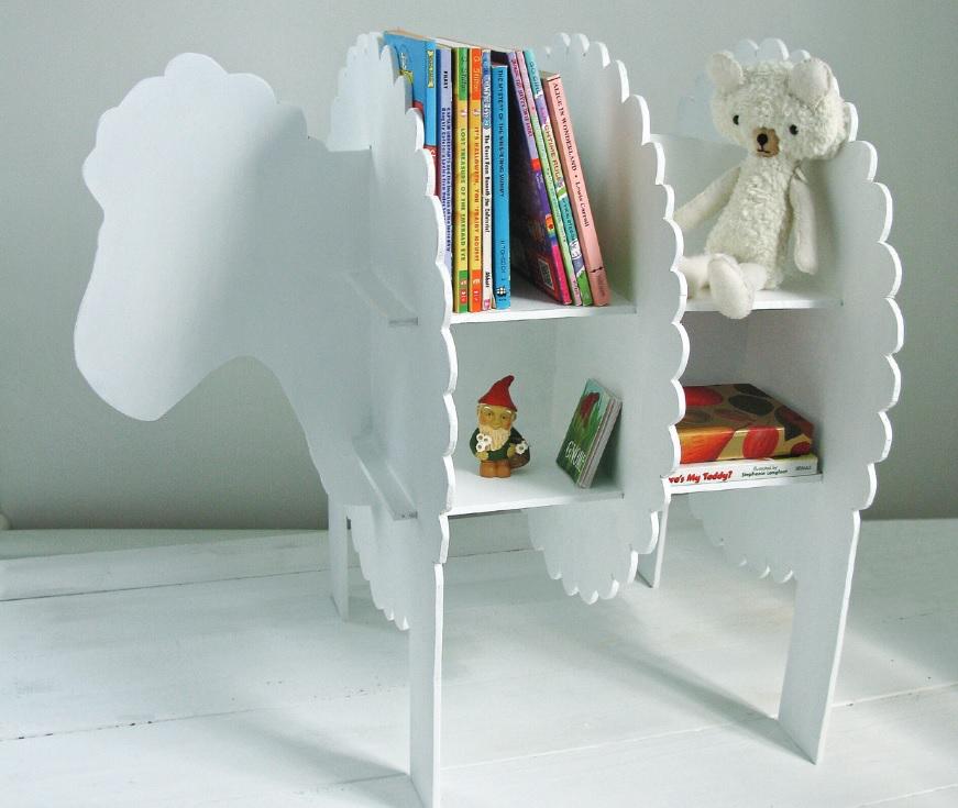 Libreria fai da te per la cameretta dei bambini tutorial - Arredare la cameretta fai da te ...