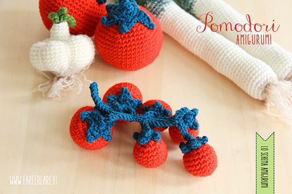 Sonaglino ad uncinetto amigurumi per bebè - Passioni Creative | 400x600